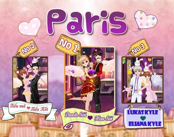 Phong cách cư dân 2U - Paris