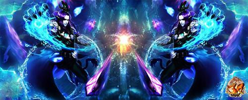 Thọ ân cứu mạng, Băng Hà Chi Tử mượn xác Quách Gia hoàn hồn trở về phò tá  Ma Tộc Tào Tháo, xưng hiệu 3Q*Quách Gia.