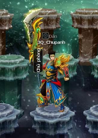 Sử dụng để có hình dạng cao cấp của Quan Bình sau khi đã có thẻ Quan Bình,  gia tăng sức mạnh khi tham gia bản đồ vượt ải, săn boss.