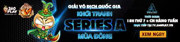 Trực tiếp Series A Mùa Đông v
