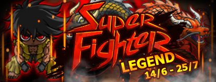 Super Fighter Legend 2013