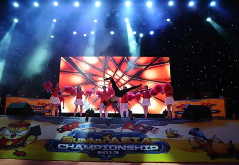 Những hình ảnh ấn tượng tại Gala chung kết GAC 2013