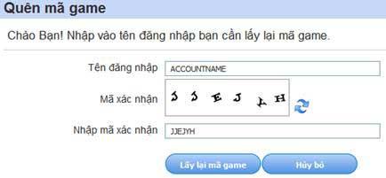 Hướng dẫn chi tiết về hệ thống tài khoản mới.