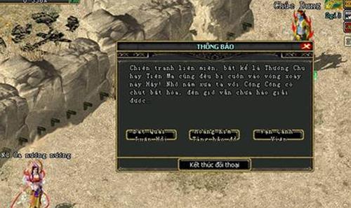 Giới thiệu nhiệm vụ Phong Thú Sơn Hồn