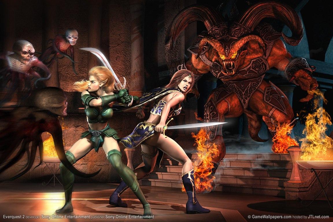 Everquest 2 Pictures