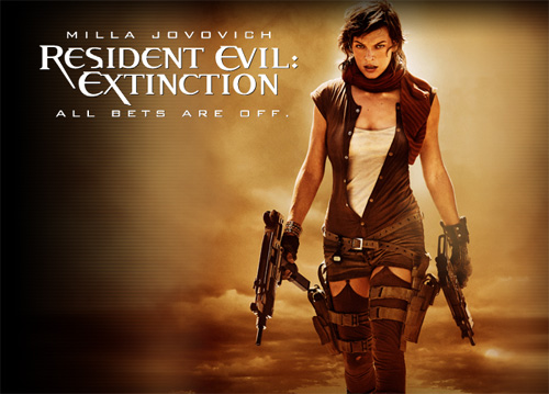 Resident Evil Afterlife (2010) DVD