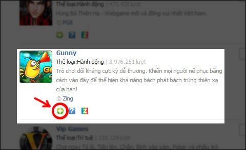 Ứng dụng Gunny