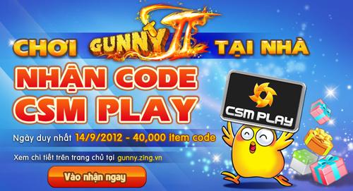 CSm Play