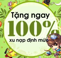 Khuyến mãi 100%