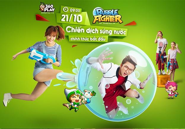 ( ca sĩ Hari Won quảng cáo cho game )
