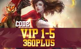 User có VIP1-5 của 360Play có thể nhận.