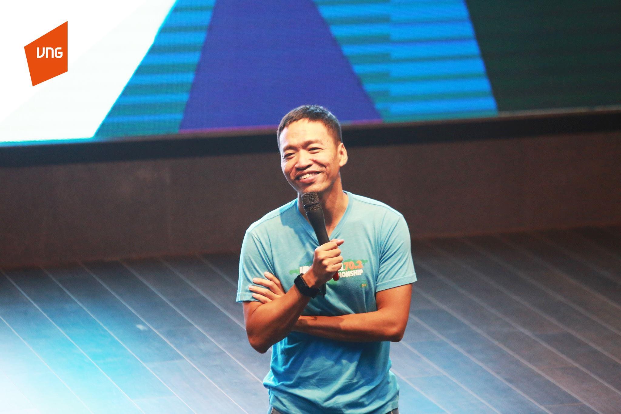 Cảm hứng khởi nghiệp cho giới trẻ từ anh Lê Hồng Minh – CEO VNG