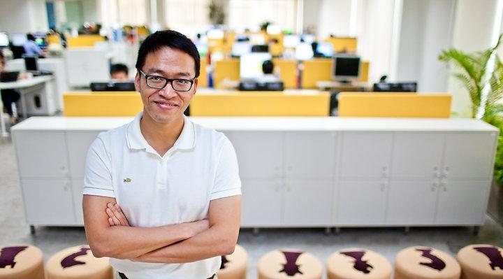 VNG được vinh danh trong Top 5 doanh nghiệp công nghệ Việt Nam uy tín năm 2018
