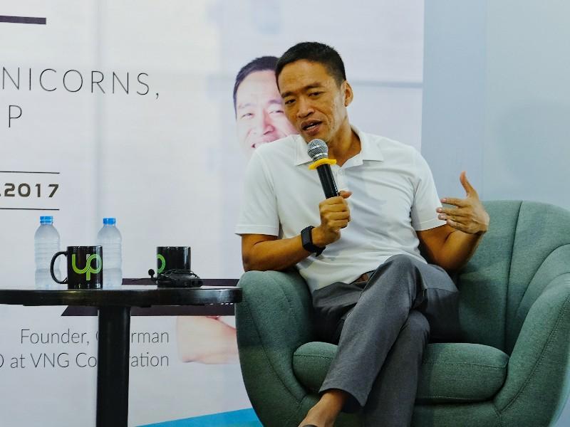 Dù khởi nghiệp tại Mỹ hay Việt Nam, điều quan trọng nhất là hành động