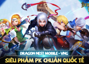 DRAGON NEST MOBILE - VNG OFFICIAL TRAILER 2018