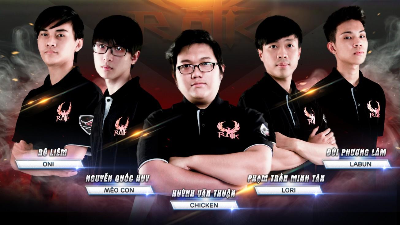 Cả Sài Gòn DLight và Sài Gòn RoTK đều được dẫn đắt bởi hai đội trưởng tài  năng nổi tiếng trong cộng đồng 3Q Củ Hành là Thuận Chick và TheNhi.