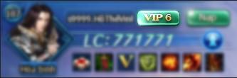 Huyết Kiếm - Đặc Quyền VIP 1