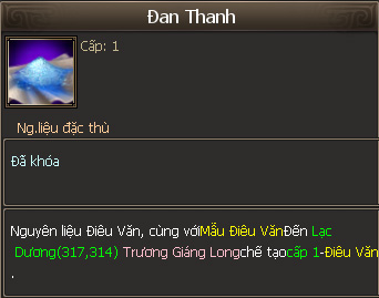 Tan Thien Long 3D