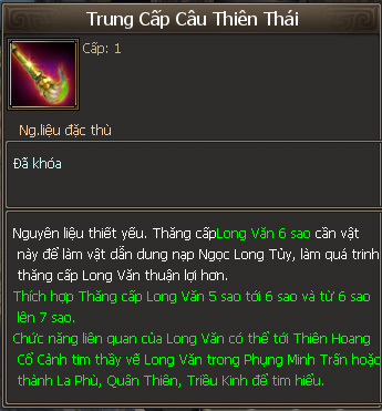 Tan Thien Long 3D
