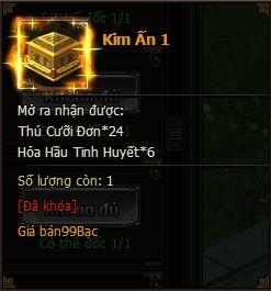 Webgame Nhập Vai Kiếm Hiệp Phong Vân