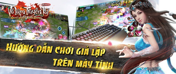 Choi game tren may tinh