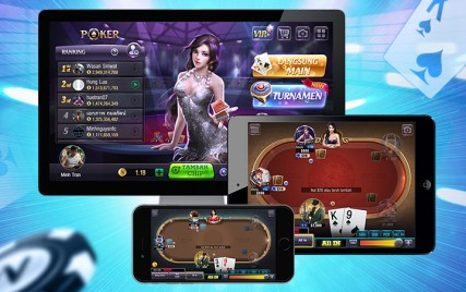 Game danh bai poker online