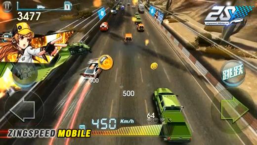 Download Zing Speed phiên bản Mobile Zsm14