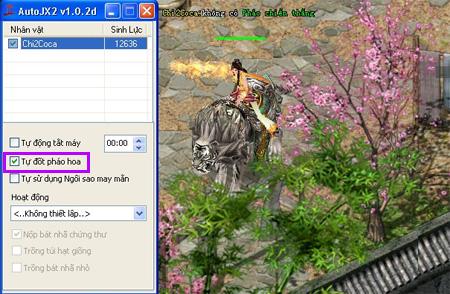 AutoJX2 V1.0.6_12 VõLâm2 - Cập nhật Auto Mới Nhất Hclc60