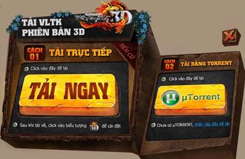 Võ Lâm Truyền Kỳ Phiên Bản 3D
