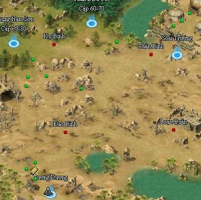 Game kiếm kiệp hay nhất - Võ Lâm Chi Mộng