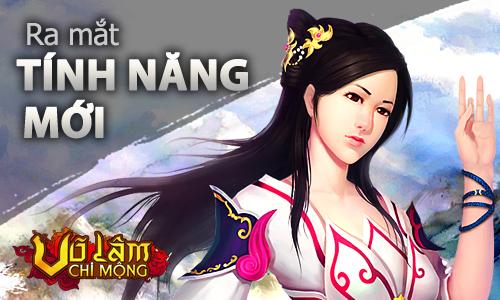 Võ Lâm Chi Mộng -  Webgame kiếm hiệp hay 2011
