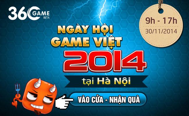 Ngày Hội Game Việt 2014 - Miền Bắc