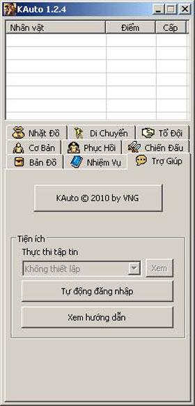 Auto 2005 Hỗ trợ VLTK Tình Trong Thiên Hạ ( Update)
