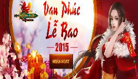 Vạn Phúc Lễ Bao 2015