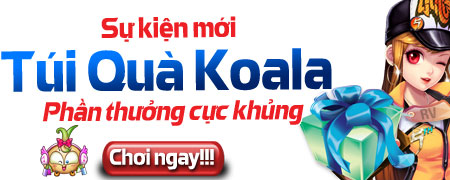 Tui Qua Koala