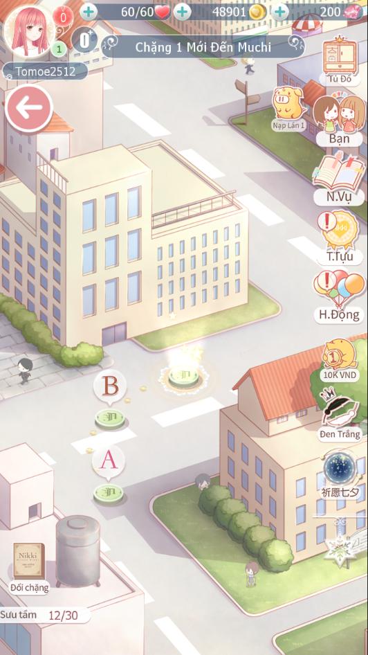 Ngôi Sao Thời Trang - Giao diện Game 3