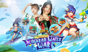 [Special Event] OMG Songkran Water War