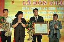 VNG Corporation awarded Third-rank Labor Medal by the President